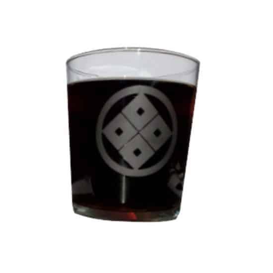 Family Crest Whiskey Glass