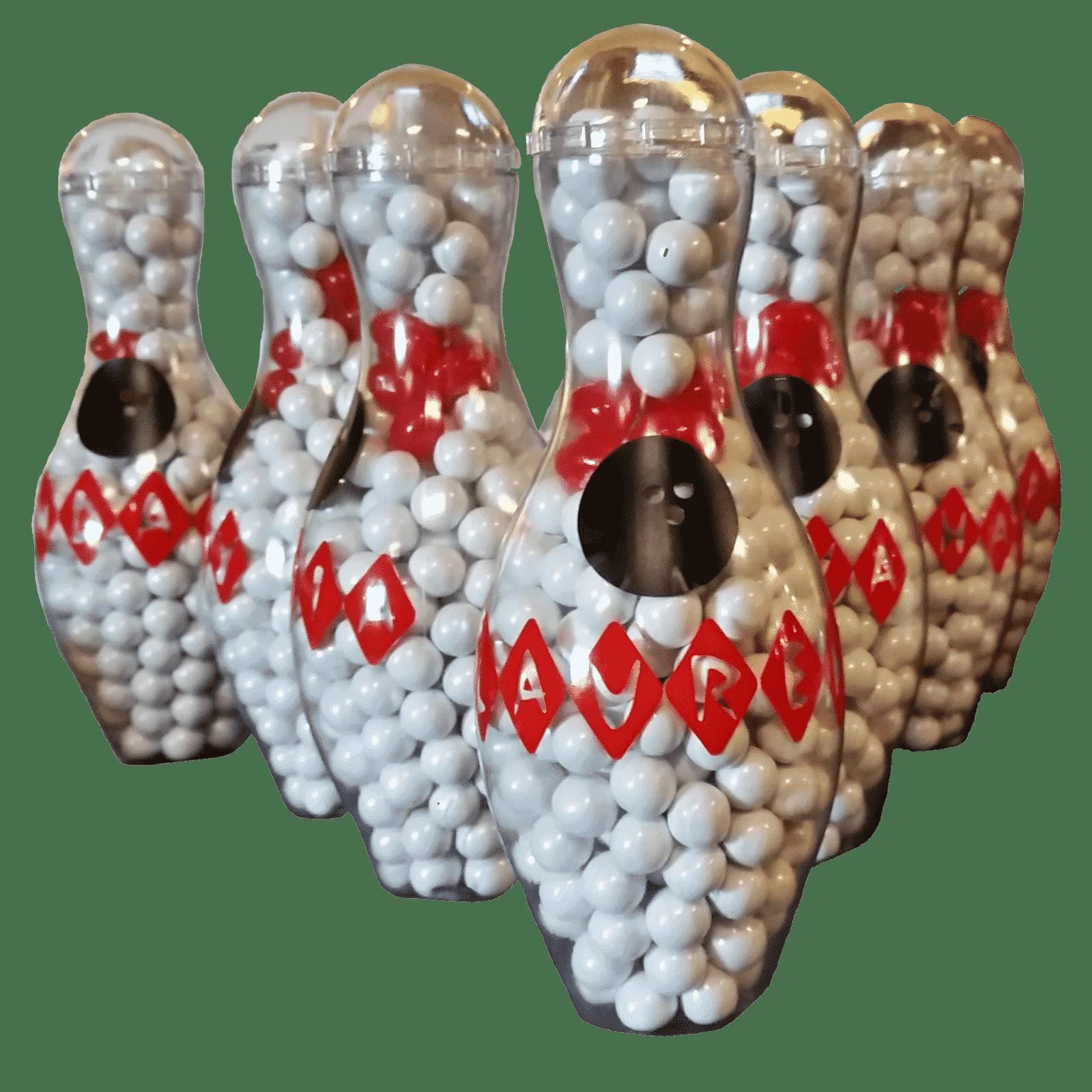 Bowling Pin Favors
