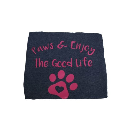 Paws and Enjoy the Good Life