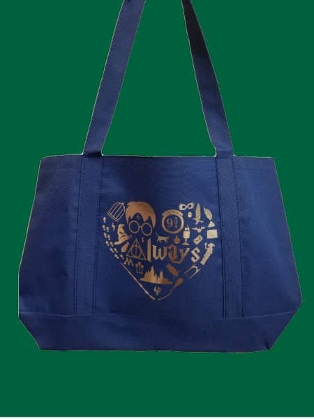 Harry Potter -Tote- Green
