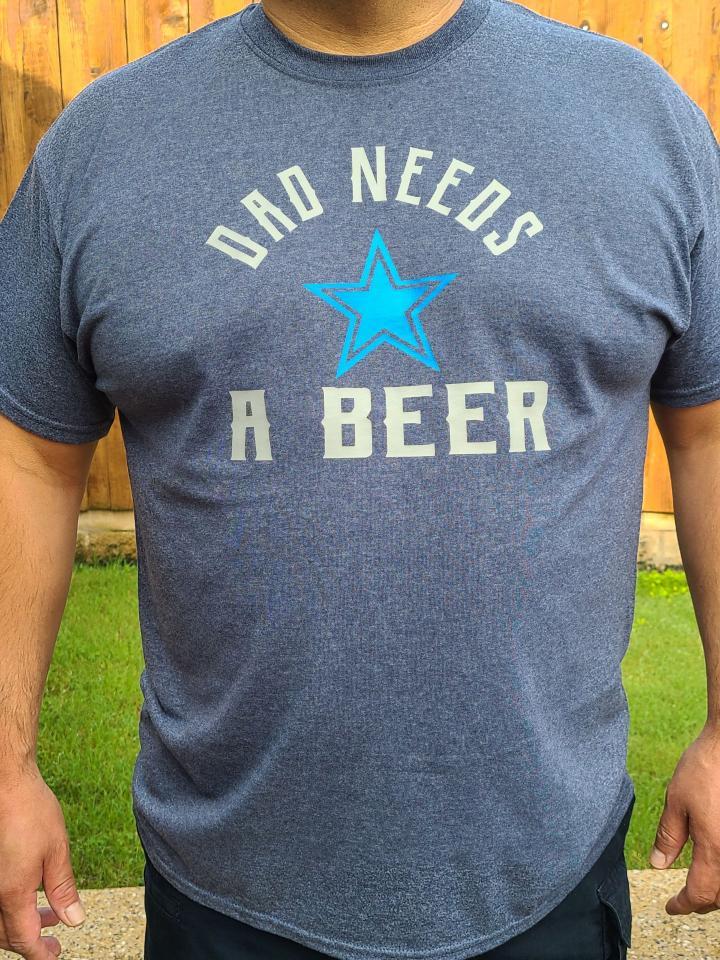 Dad Needs a Beer