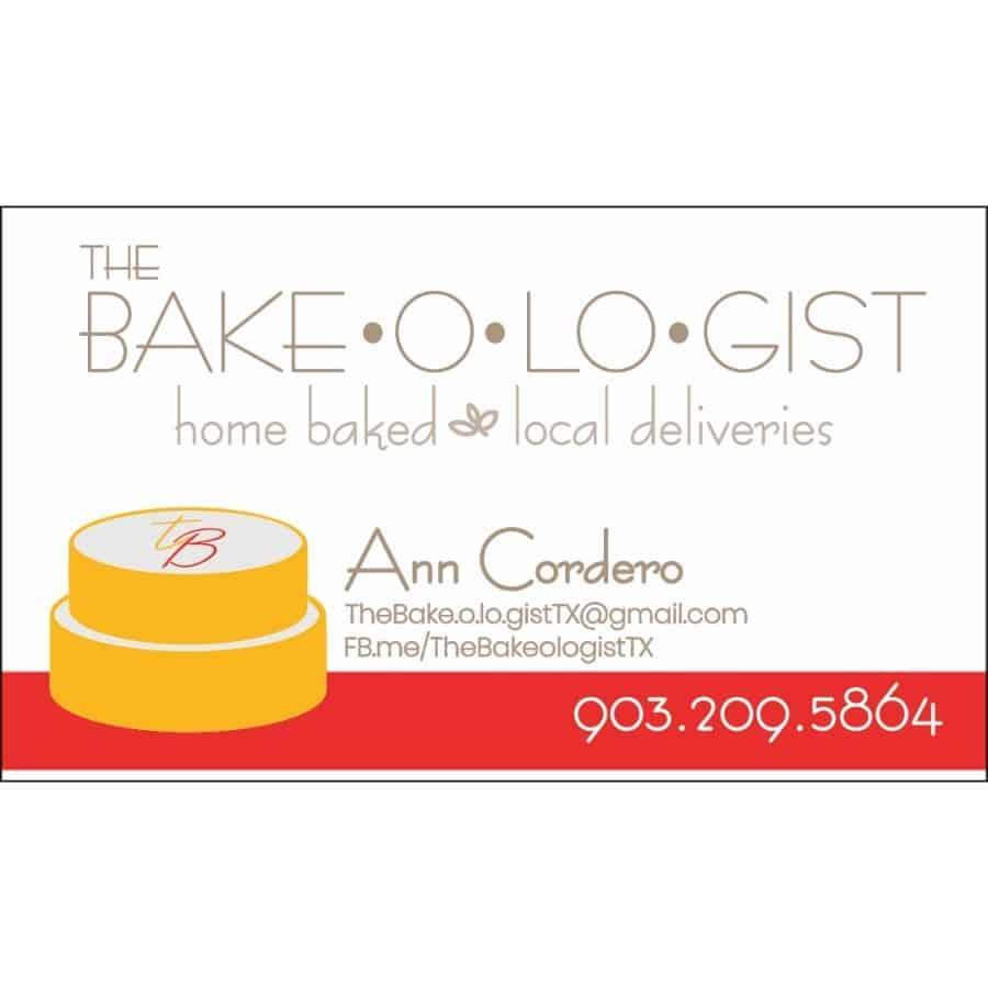 Bake-O-LO-Gist Business Card