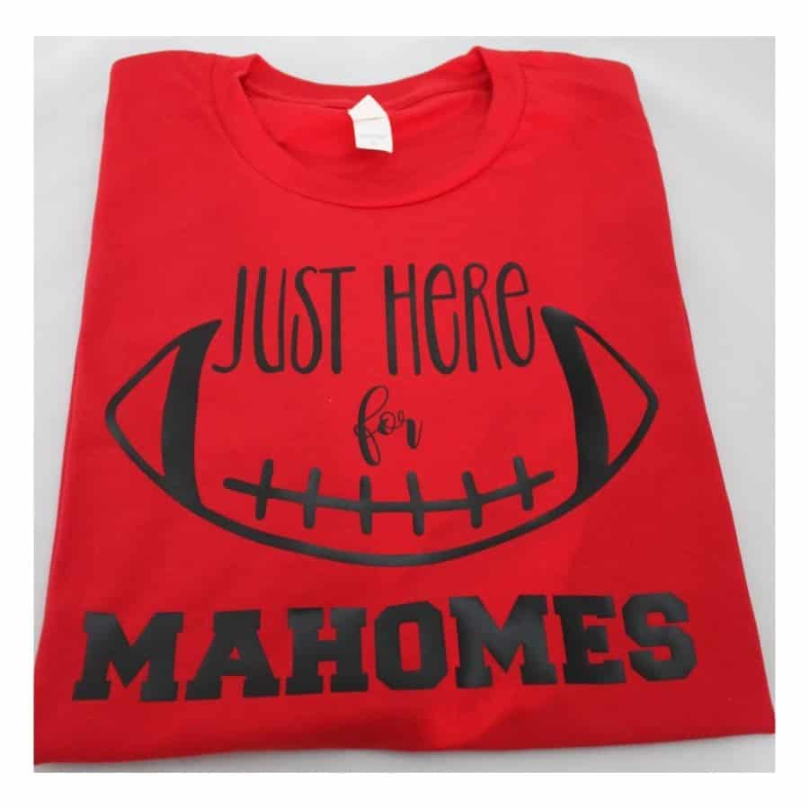 Just Here for Mahomes