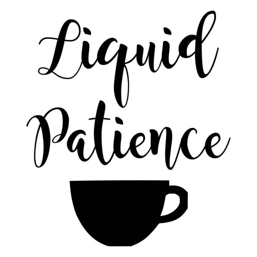 Liquid Patience design
