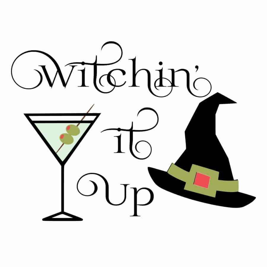 Witchin' it Up – Martini design