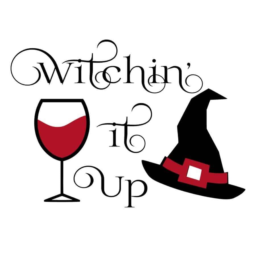 Witchin' it Up – Wine design
