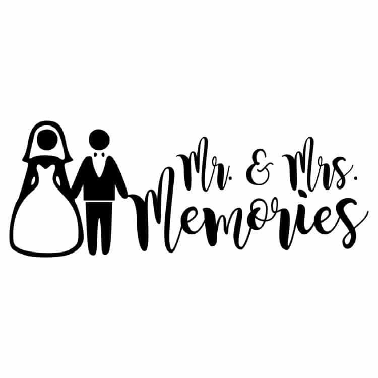 Mr. & Mrs. Memories