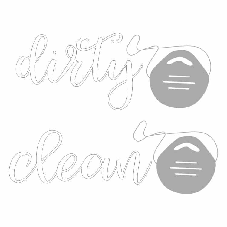 Dirty/Clean Masks