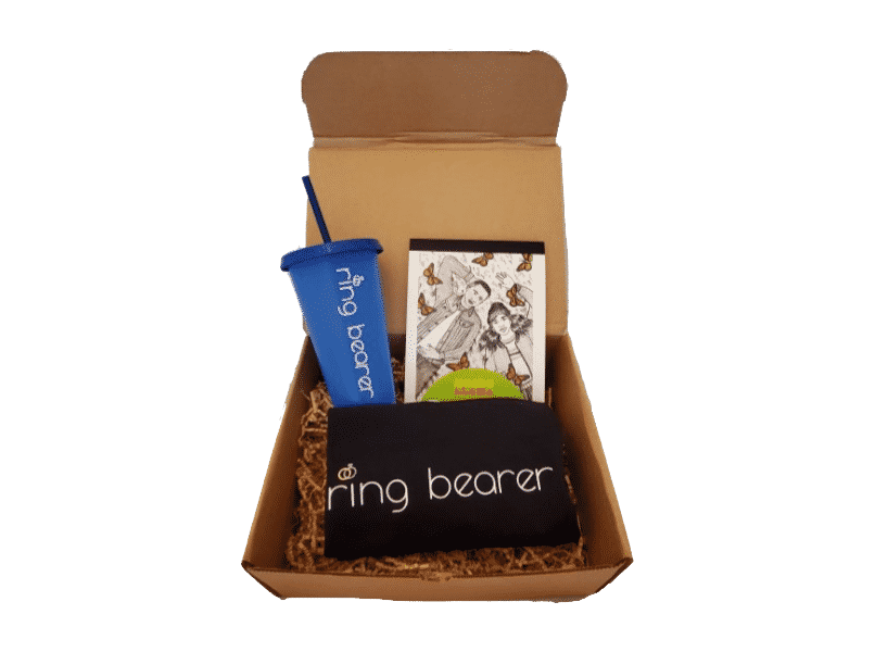 ring bearer box example
